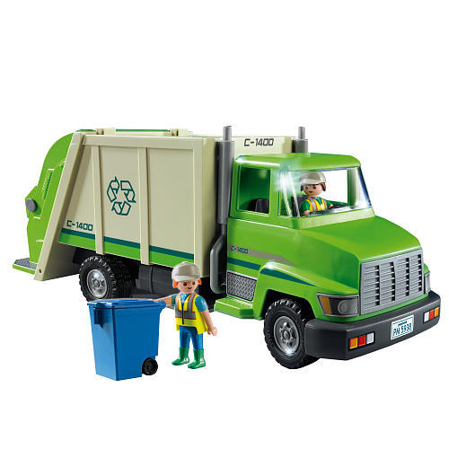 recycle-truck